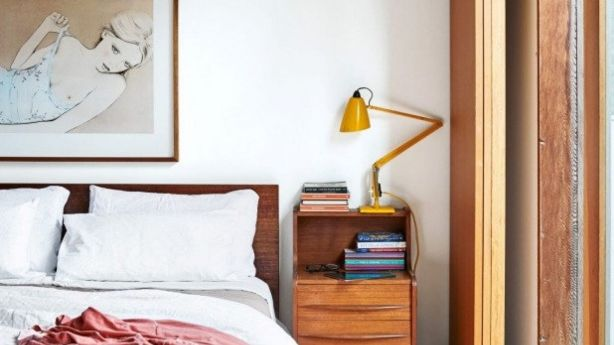 Be inspired by the colours in a piece of art when furnishing a room, or making a bed. Photo: Shannon McGrath/ NZ House & Garden