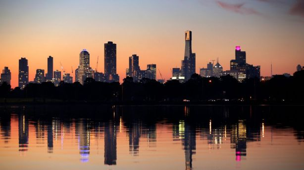 Melbourne ranked 14th on Knight Frank's Prime International Residential Index. Photo: Darrian Traynor