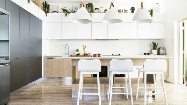 Balancing functionality with the need to integrate the kitchen in your open-plan living takes finesse and consideration. Photo: John Paul Urizar
