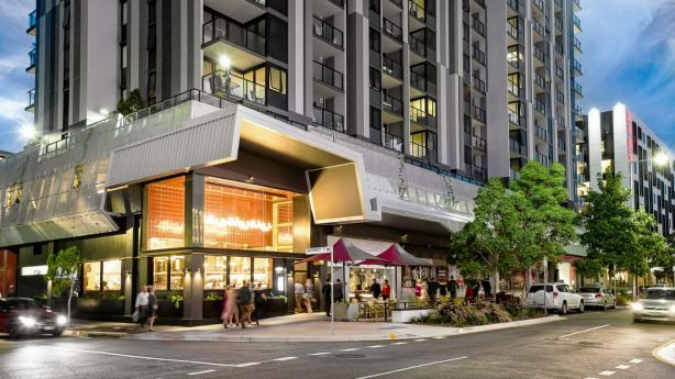 King Street is an up-and-coming area which is becoming a dining destination. Photo: AJ Moller