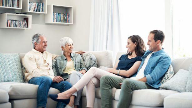Советы родителей по вопросам недвижимости могут не отражать текущие рыночные условия.  Фото: iStock