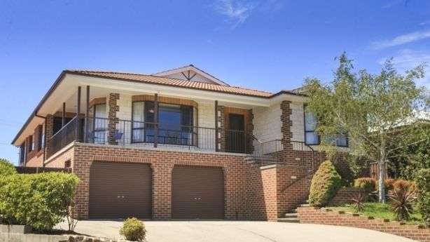 In Gilmore, 24 Finlayson Place sold for $842,000 at auction on the weekend. Photo: Cream Residential