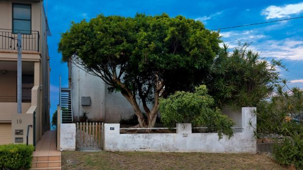In March, a dilapidated one-bedroom house down the road sold for $5.55 million Photo: Supplied