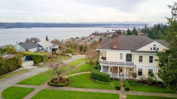 The house from '90s hit movie 10 Things I Hate About You is on the market for $2 million. Photo: Jeff Jensen, Kellers Williams Tacoma.