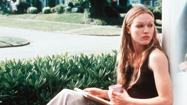 You too could be like Julia Stiles, who played Kat Stratford, and sit on the gorgeous wrap-around balcony.