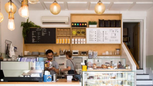 Brighton East tends to fly under the radar but families have started to notice its village atmosphere and comparatively affordable property market. Image: Lottie Espresso. Photo: Eliana Schoulal