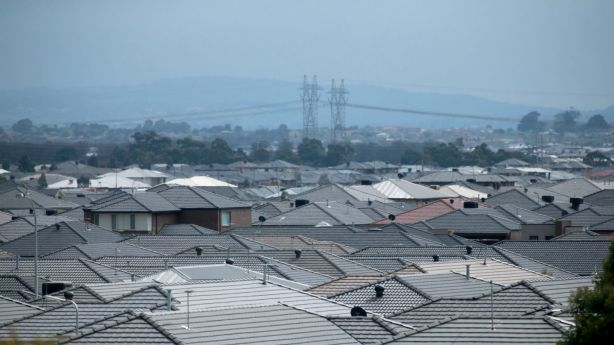 New suburbs on the city's fringes offer family homes for under $500,000. Photo: Wayne Taylor