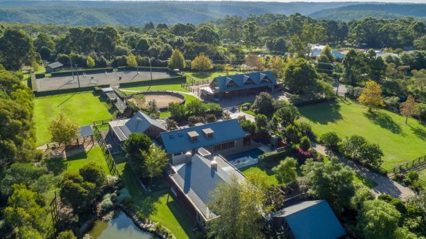 Sydney's Forest District is predicted to be a peak performer for prestige property price growth over the next five years. Photo: Domain.com.au