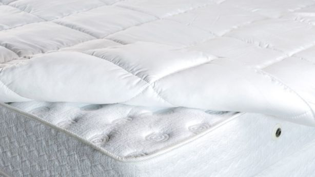 Using a mattress protector is imperative to keeping your mattress bug-free. Photo: iStock