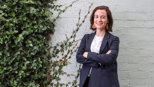 Kristie Looney heads Property Initiatives, a social enterprise real estate agency. Photo: Stephen McKenzie