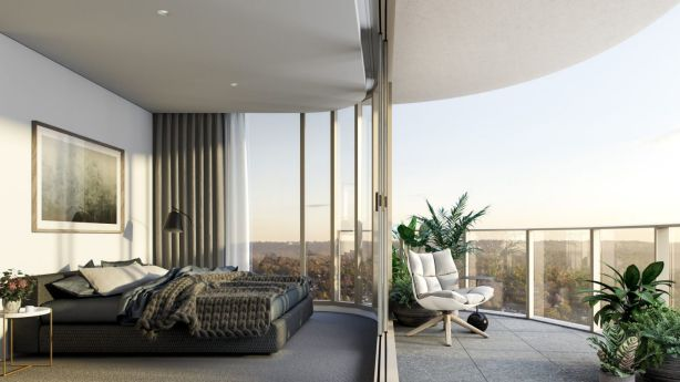 Artist's impression of The Langston's interiors. Photo: Supplied