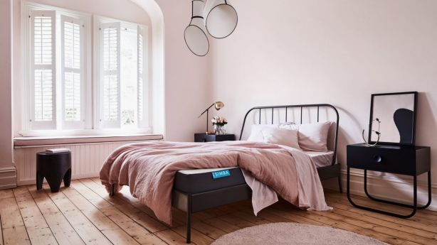 If you want a cooler night's sleep, you need to think beyond just your bed. Photo: Photo: Mike Baker/Simba. Styled by Heather Nette King