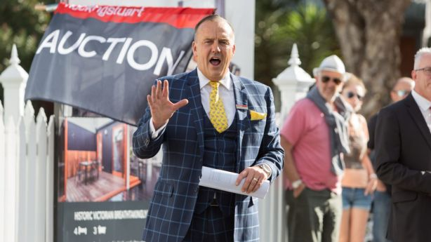 Experts say the heat has come out of the Melbourne auction market. Photo: Dan Soderstrom