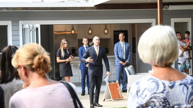 High property prices are frequently blamed on a lack of supply. Photo: Peter Rae