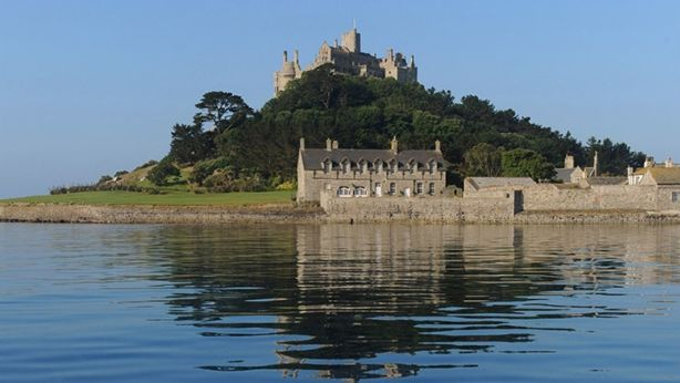 Imagine getting paid to hang out – okay, work – in a castle all day... Photo: Stmichaelsmount.co.uk