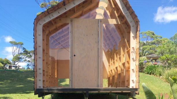 The IMBy in situ is a light-filled, convenient structure. Photo: Supplied