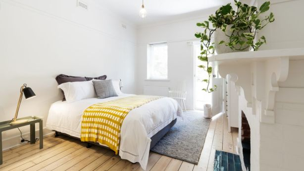 Keep colours inoffensive and neutral to appeal to the widest pool of buyers. Photo: iStock