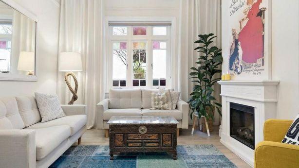 Push back your curtains and turn on your lights for the best effect on buyers. Photo: Supplied