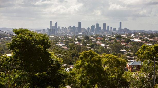 Brisbane is still considered to be an attractive option for investors, despite its stagnant rents, says Simon Pressley. Photo: Tammy Law