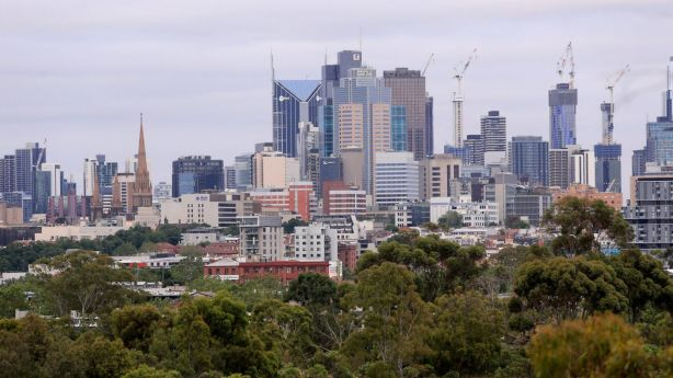 The government will develop standards and guidelines for the exteriors of Melbourne's apartment towers. Photo: Wayne Taylor