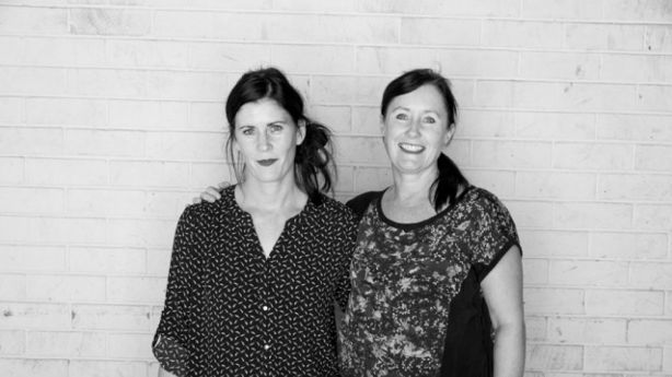 Sisters Justine Curtis and Michelle Blyth run Cremorne Street Bakers from the suburb.