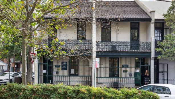 Bondi residents often look for a more affordable home in Darlinghurst (pictured), Kensington and Kingsford. Photo: Aimee Crouch
