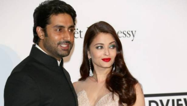 Bollywood golden couple Abhishek Bachchan and Aishwarya Rai (and their daughter) live with his parents. Photo: Vittorio Zunino Celotto