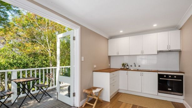 Self-contained granny flats could increase the value of a property by hundreds of thousands of dollars. Photo: supplied