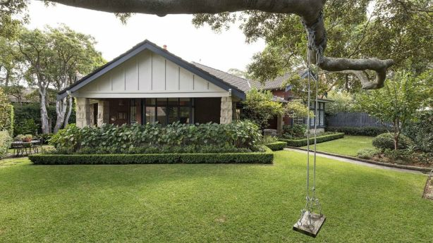 A character home on a 757-square-metre block sold for $4.5 million before auction.
