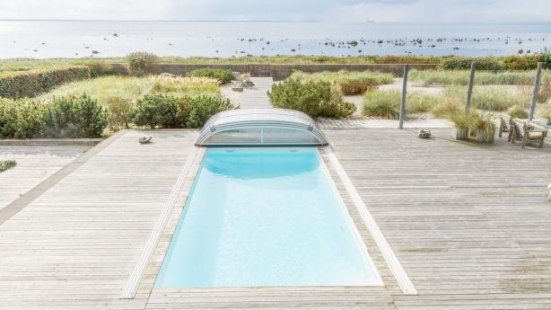 The property has a price guide of 32 million SEK, or about $4.9 million. Photo: Sweden Sothebys International Realty