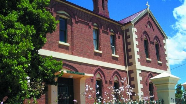 Benedict House is another historic building in Queanbeyan that is currently on the market. Photo: Supplied