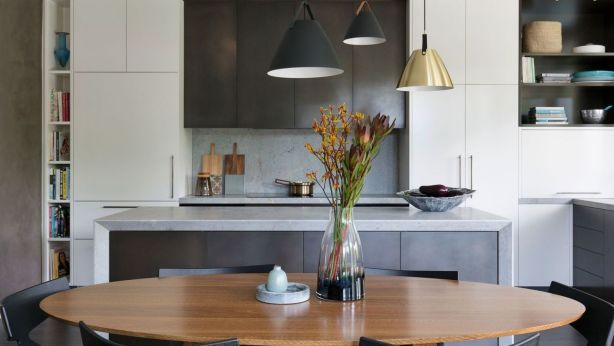 The number of decisions to make can be daunting to new renovators. Photo: Simon Whitebread for Sarah Jayne Marriott