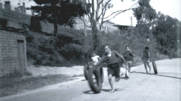 Life in Tooth Avenue was a lot different back in 1954, Mr Cameron says. Photo: Supplied