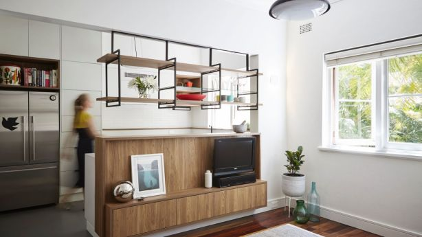 It's universally understood that renovations are not easy. Photo: Natalie Hunfalvay for Ben Johnson