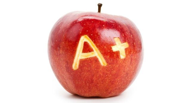 What does it take for a property to get an 'A'?