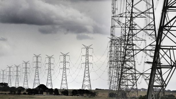 Buyers were also disinclined to buy any where near large power lines. Photo: Luis Ascui