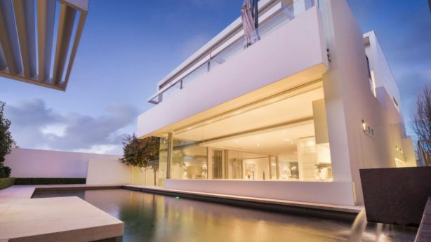 The suburb's houses are grand and attract a price premium. Photo: Supplied