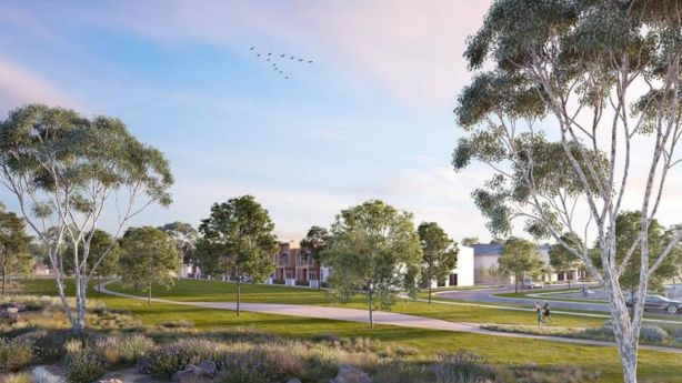 Bowery at Deanside, by Welsh Developments, is selling its first stage Photo: Welsh Developments