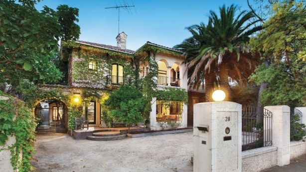 The five-bedroom St Kilda property sold for $4 million. Photo: Supplied