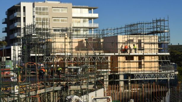 Build to rent has been suggested as a solution to plug the flow of foreign capital. Photo: Peter Rae