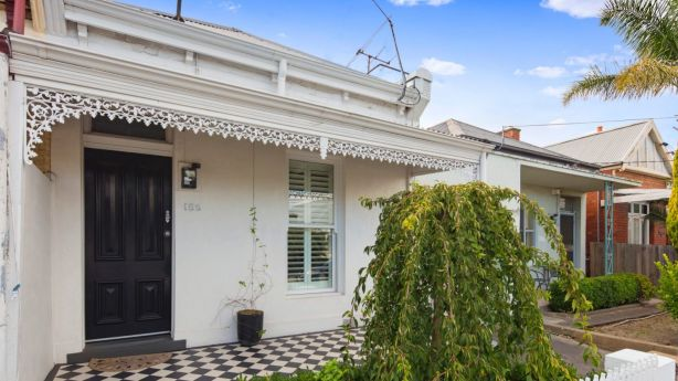 Paying attention to your home's exterior is a savvy investment. Photo: Domain listing