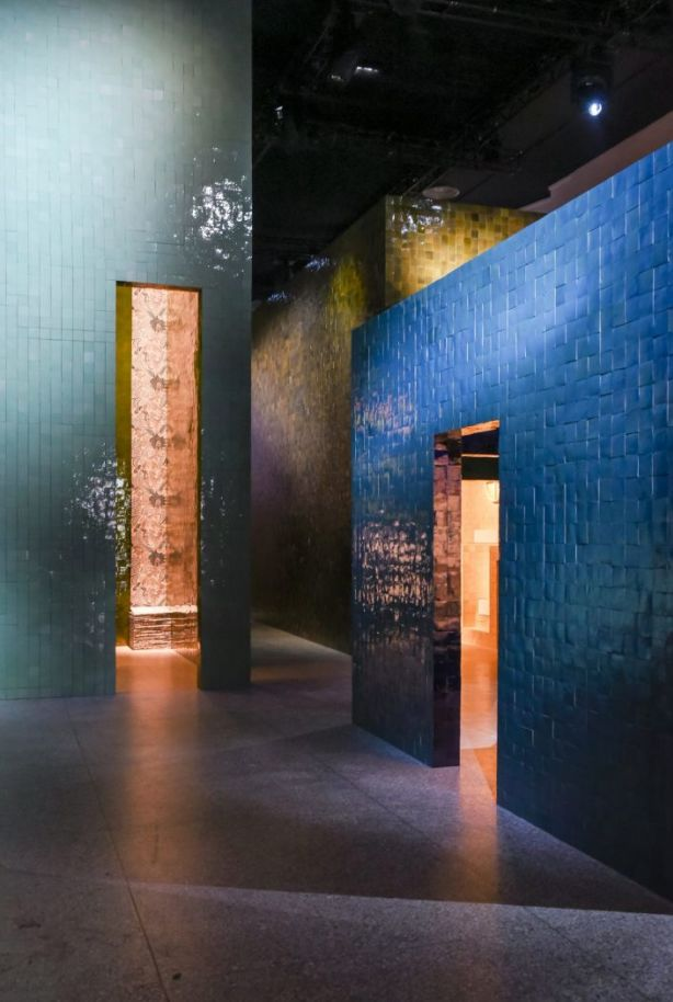 Hermes showcase in Milan, which the Yellowtrace team visited as part of Milan Design Week 2018. Photo: Nick Hughes/Yellowtrace