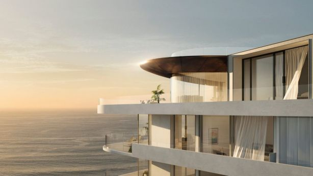 Ozone Residences by the Sea is tipped to lure buyers from the eastern suburbs. Photo: Artist Impression