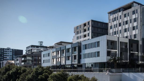 Visit the area on foot and take note of neighbouring developments being built. Photo: Wolter Peeters