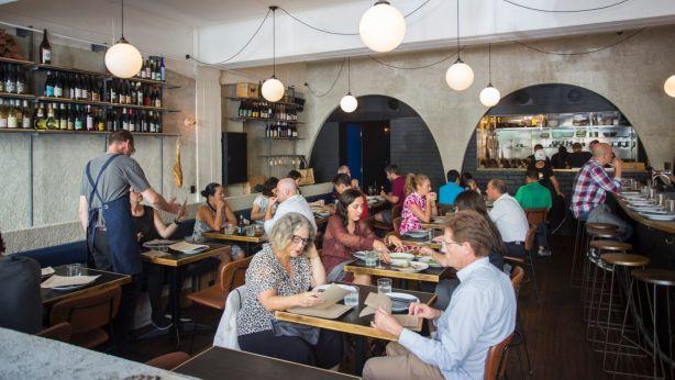 Ester Restaurant, Chippendale. Photo: Quentin Jones