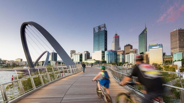 Experts have suggested Perth prices are bottoming out, creating an investment opportunity. Photo: Alamy