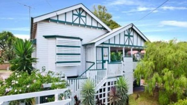 Nat Winter's Ascot home before it was renovated. Photo: Fast Focus