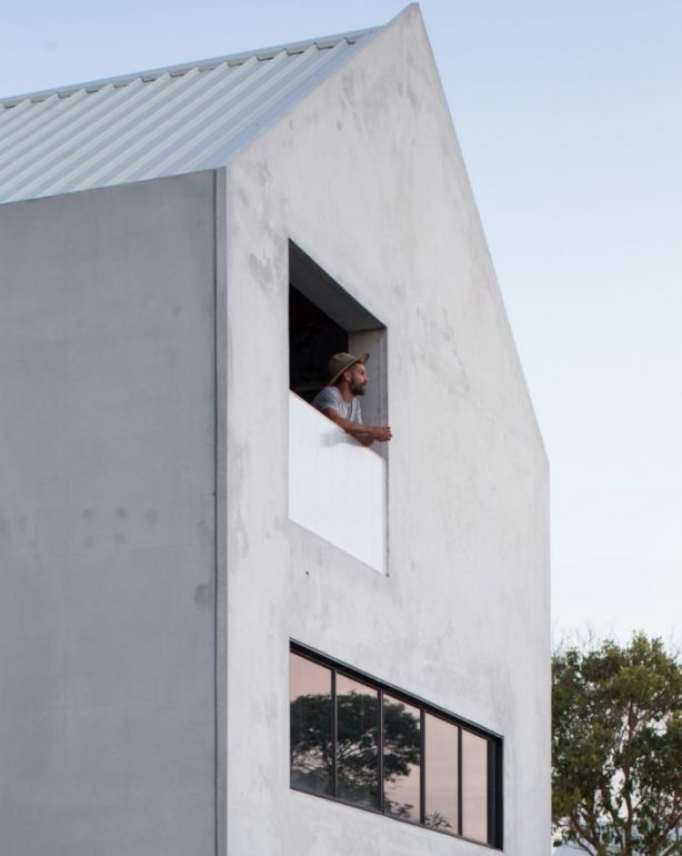 House A has been entered into the WA Institute of Architects' annual awards. Photo: Ben Hosking
