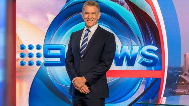 Channel Nine sports presenter Cameron Williams. Photo: Supplied