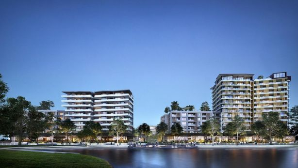 The ESQ project will have 850 apartments. Photo: Supplied